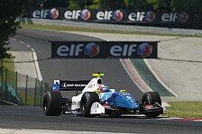 WS by Renault - Orudzhev gewinnt vor Merhi auf dem Hungaroring