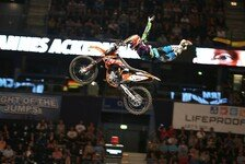 NIGHT of the JUMPs - Ackerm�nner triumphieren: Deutscher Doppelsieg in Hamburg