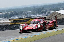 24 h Le Mans - Daniel Abt: Feuertaufe mit Bravour bestanden