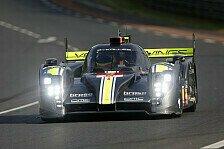 24 h von Le Mans - Kaffer: Technik streikt in Le Mans