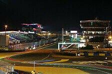Die Faszination 24h Le Mans aus Fahrersicht