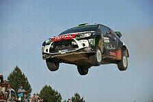 WRC - Citroen vor Polen: Endlich wieder feiner Schotter
