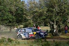 WRC - Ogier, Ingrassia und VW bauen WM-Führung aus