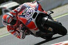 MotoGP - Enttäuschter Dovizioso: Habe einen Fehler gemacht