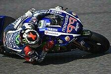 MotoGP - Lorenzo: Unter Rossis Druck zum Barcelona-Sieg