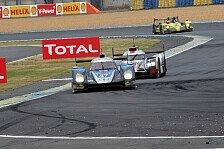 24 h von Le Mans - Video: Die Höhepunkte des Vormittags