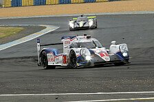 24 h von Le Mans - Toyota enttäuscht auf ganzer Linie