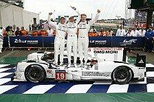 24 h von Le Mans - LMP1 für Tandy in dieser Saison gelaufen