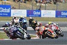 MotoGP - Zeitplan für den Katalonien-GP