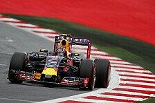 Formel 1 - Red Bull: Renault oder Ausstieg