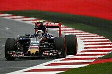 Formel 1 - Sainz: Nase voll von F1-Kritik