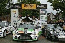 DRM - Kreim gewinnt ADAC Rallye Stemweder Berg