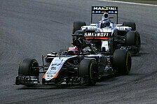 Formel 1 - Force India Vorschau: Großbritannien GP
