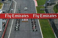 Formel 1 - Verbotene Starthilfen: Das ändert sich ab Spa