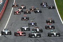 Formel 1 - Neues Format: Kommt zweites Rennen am Samstag?