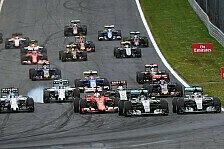 Formel 1 - Forderung nach baldiger Änderung wächst