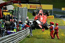 Formel 1 - Video: Hat Alonso R�ikk�nen doch ber�hrt?