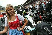 F1, Österreich ohne Grid-Girls? Nicht mit uns! Eine Zeitreise