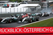 Formel 1 - Video: MSM TV: R�ckblick - �sterreich GP