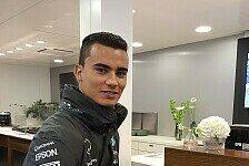 Formel 1 - Ersatzfahrer von Samstagsrennen begeistert