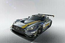 VLN - Rennpremiere für den Mercedes-AMG GT3