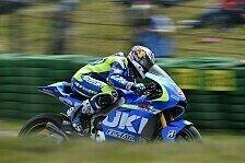 MotoGP - Suzuki in Assen völlig chancenlos