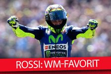 MotoGP - Video: MSM TV: Mistkerl Rossi neuer WM-Favorit