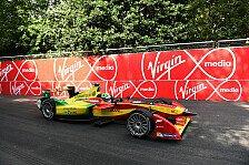 Formel E - Di Grassi verliert Titelkampf in London