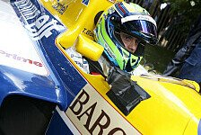 Formel 1 - Video: Massa f�hrt einen Williams FW13B