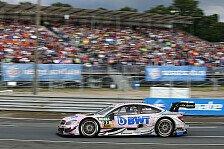 DTM - Erstmals Punkte für Lucas Auer