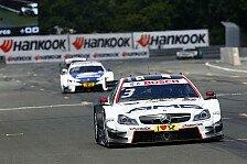 DTM - Norisring: Die Gründe für die Mercedes-Dominanz