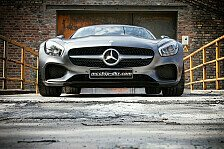 Auto - Mehr Dampf für Mercedes AMG GT und GT S