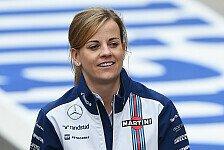 Formel 1 - Susie Wolff beendet ihre Karriere im Motorsport