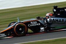 Formel 1 - Erfolgreiches Debüt für neuen Force India