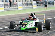 ADAC Formel 4 - Marvin Dienst: Ans Limit und darüber hinaus!
