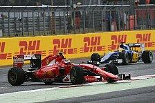 Formel 1 - Allison beendet Abgang-Gerüchte