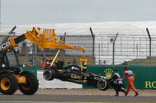 Formel 1 - FIA entwickelt Crash-Kamera für mehr Sicherheit