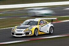 Supercup - Porsche Mobil 1 Supercup: Engelhardt Fünfter