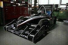 Formula Student - Rollout RP15c