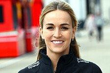 Formel 1 - FIA-Frauenbeauftragte gegen Carmen Jorda