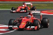 Formel 1 - Allison: Räikkönen so schnell wie Vettel