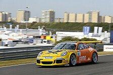 Carrera Cup - Porsche Carrera Cup: Dritter Saisonsieg für Eng