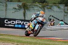 Moto2 - Rabat: Gebe trotz Verletzung nicht auf