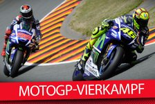 MotoGP - Video: MSM TV: MotoGP-Vierkampf am Sachsenring
