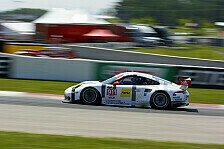 USCC - Le-Mans-Held Tandy holt Porsche-Pole in Kanada