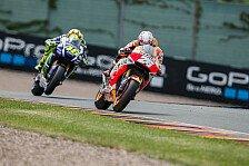 MotoGP - Pedrosa nach Platz zwei: Irrer Zweikampf mit Rossi