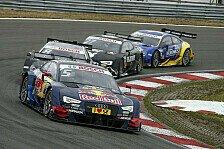 DTM - Wegen Dreifach-DRS: Fahrer hoffen auf Rennaction