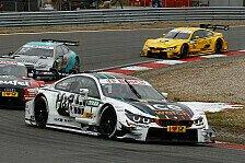 DTM - Glock und Wittmann unzufrieden mit Reifen