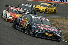 DTM - Ab in die Berge: DTM-Ticker: News-Splitter aus Spielberg