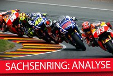 MotoGP - Video: MSM TV: Sachsenring - Rennanalyse